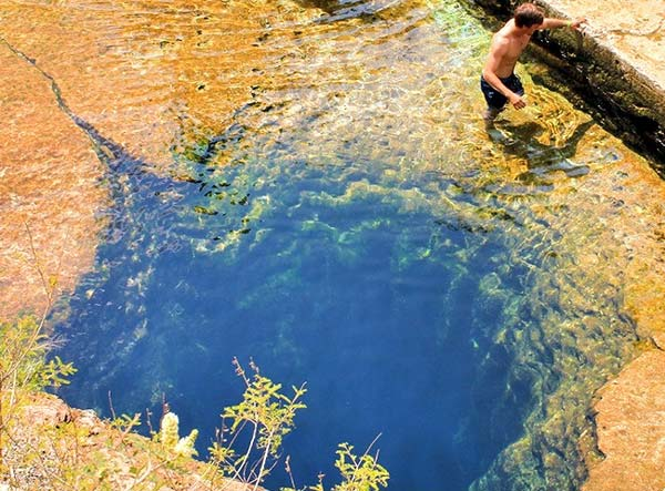 عکس Jacob's Well، تگزاس، ایالات متحده آمریکا