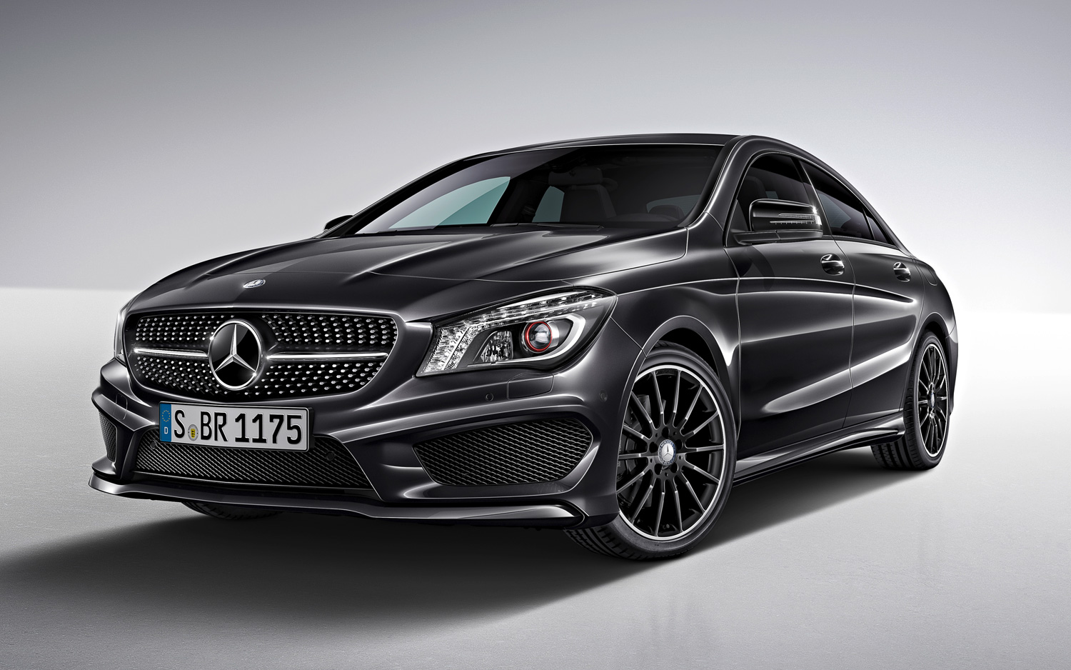 Mercedes-Benz-CLA-Class-Edition-1-front-three-quarter